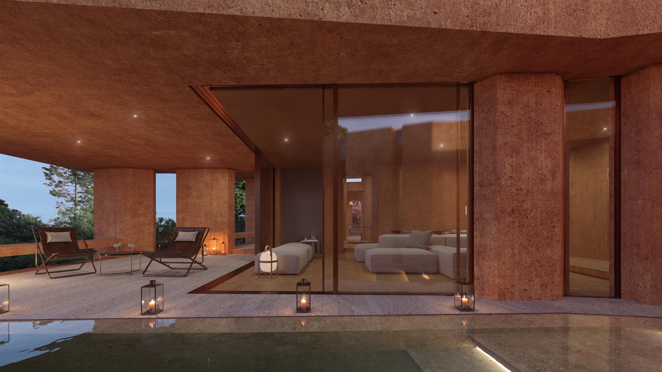 Villa Palmares by RCR Architects 12