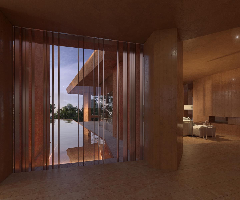 Villa Palmares by RCR Architects 11