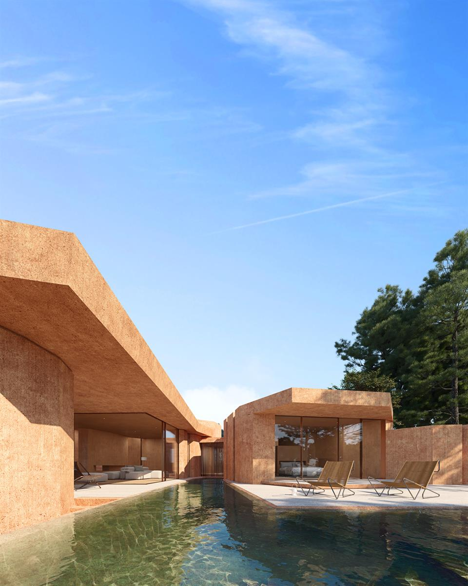 Villa Palmares by RCR Architects 12