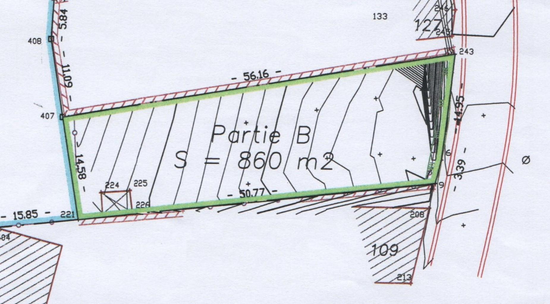 Terrain à bâtir - Anderlues - #2173123-2