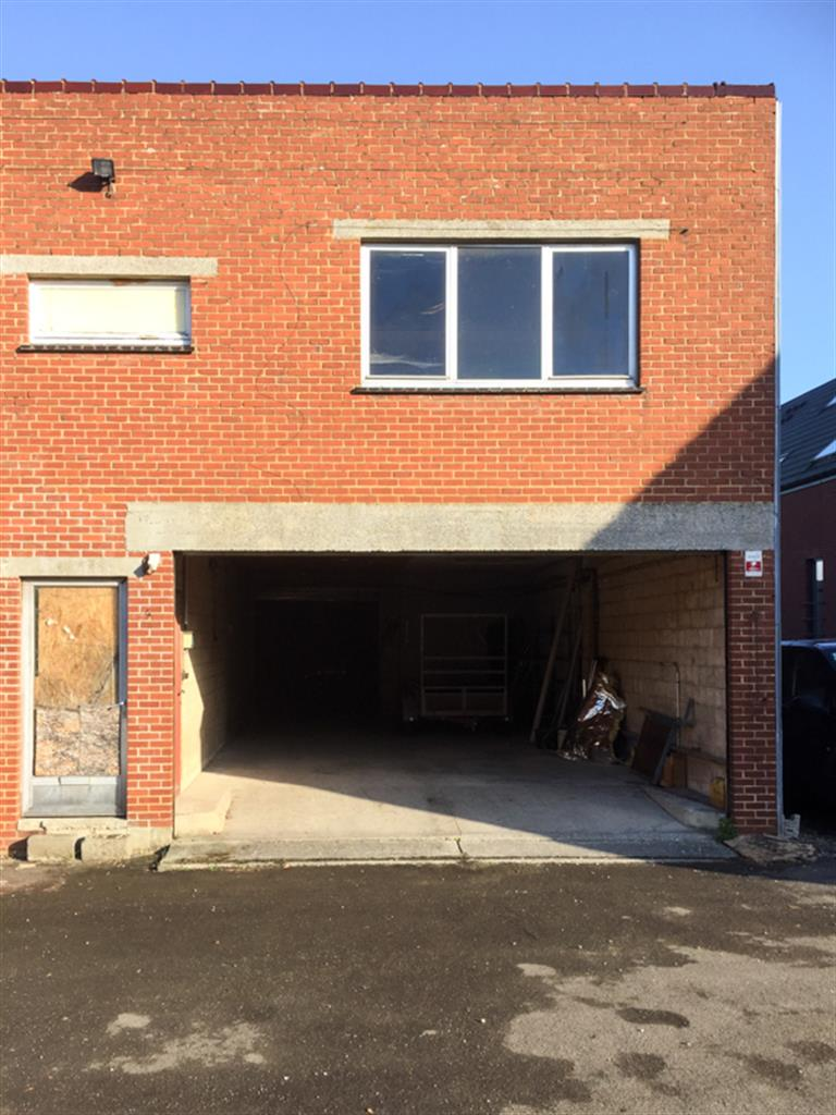 Garage (ferme) - Anderlues - #3593299-1