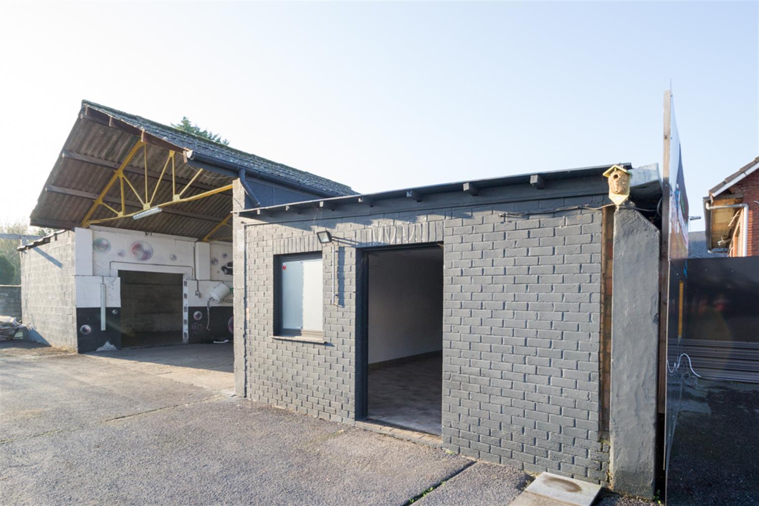 Bureaux & entrepôts - Haine-Saint-Paul - #4209157-14
