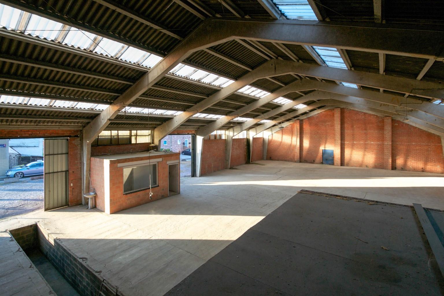 Entrepôt - Saint-Vaast - #4209160-1