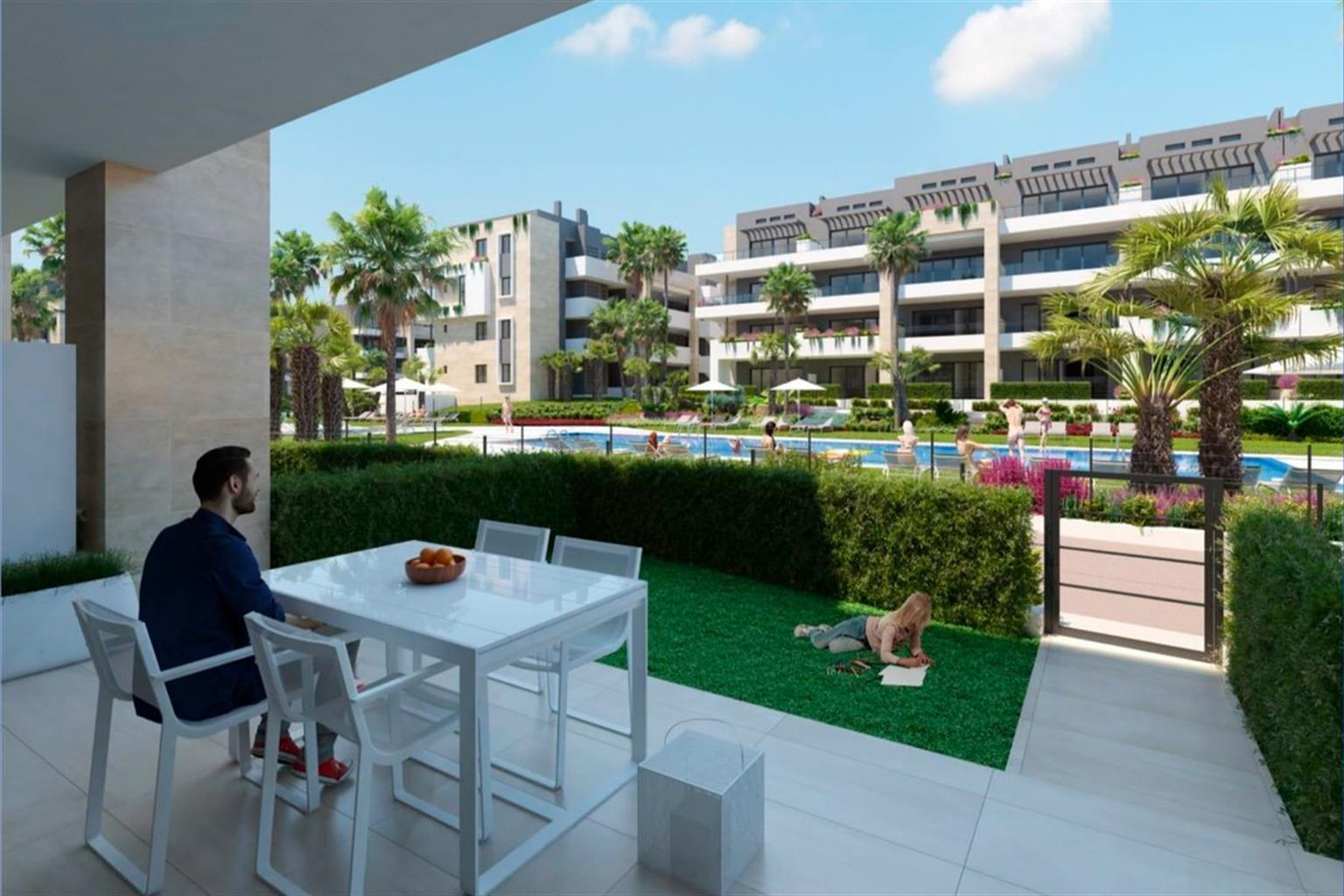 Appartement - Orihuela Costa - #4228409-22