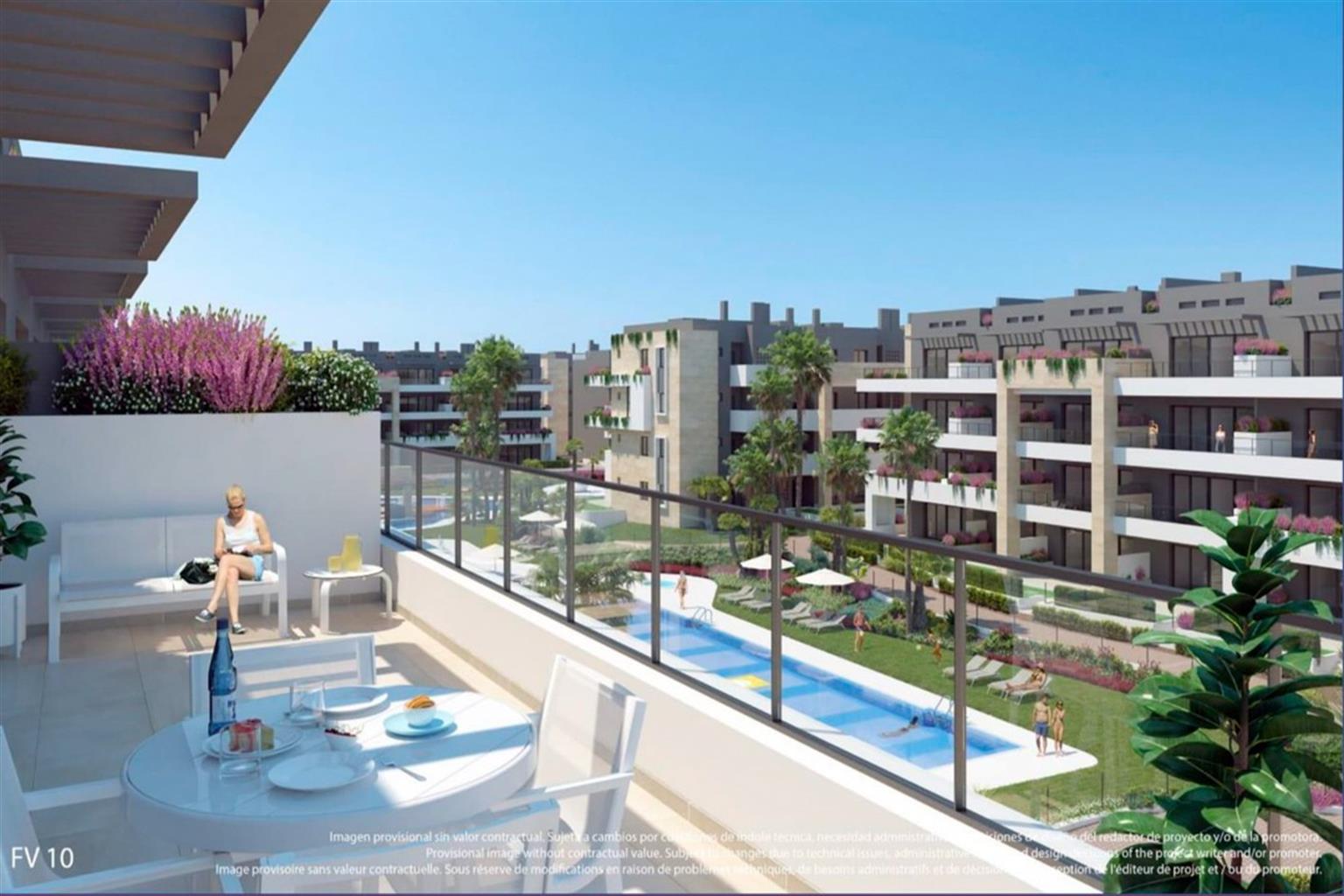 Appartement - Orihuela Costa - #4228409-20