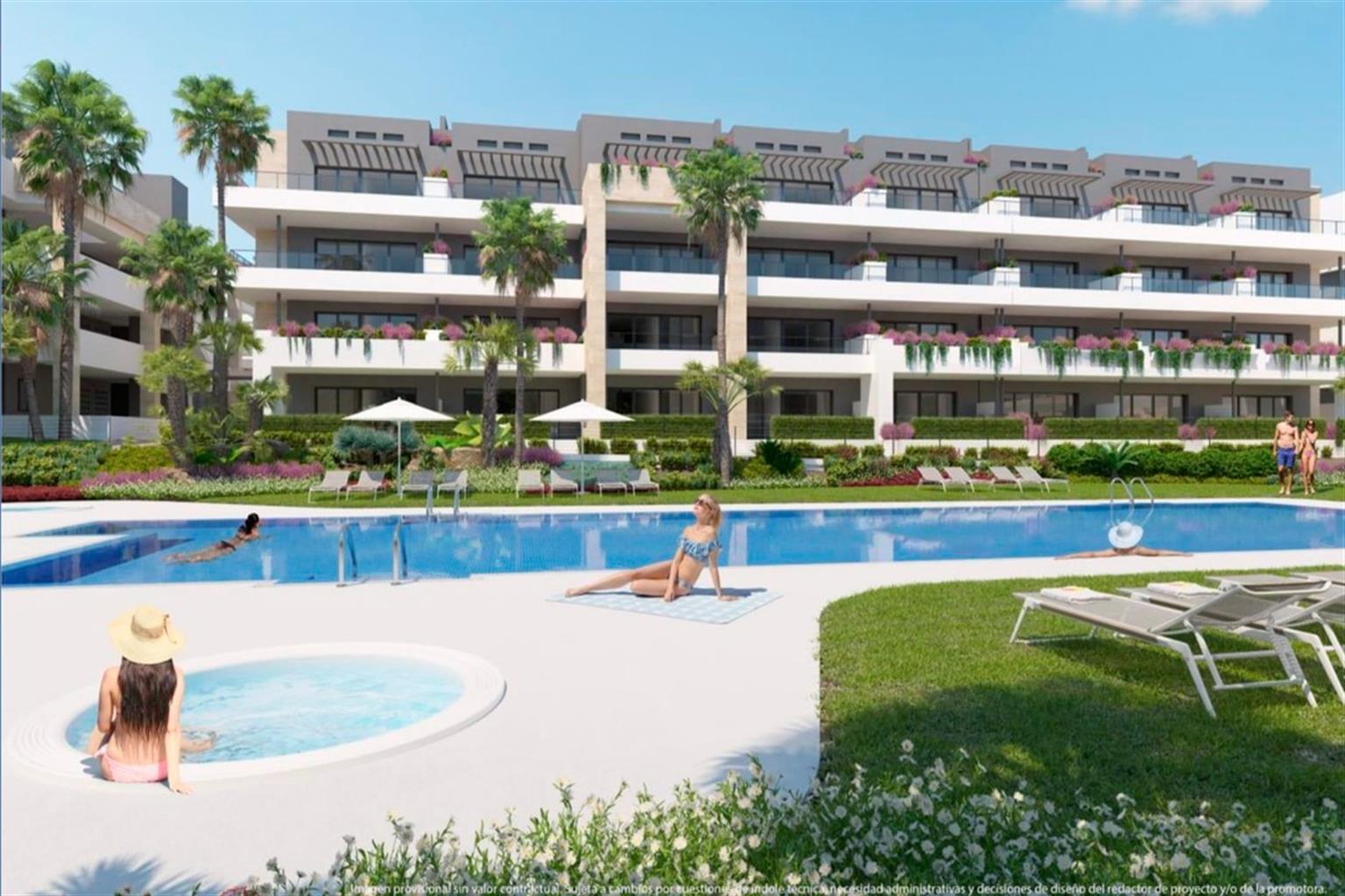 Appartement - Orihuela Costa - #4228409-11