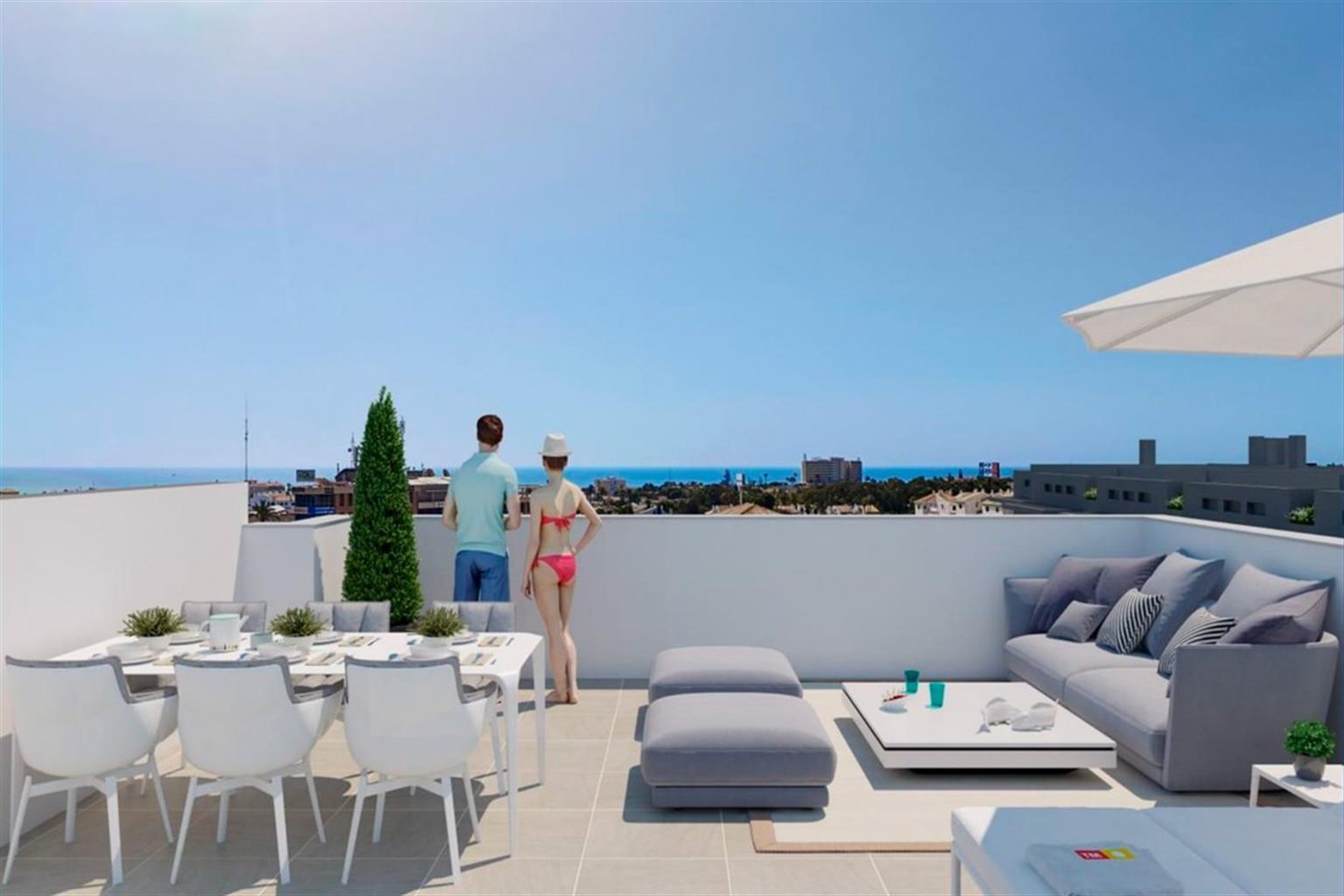 Appartement - Orihuela Costa - #4228409-21