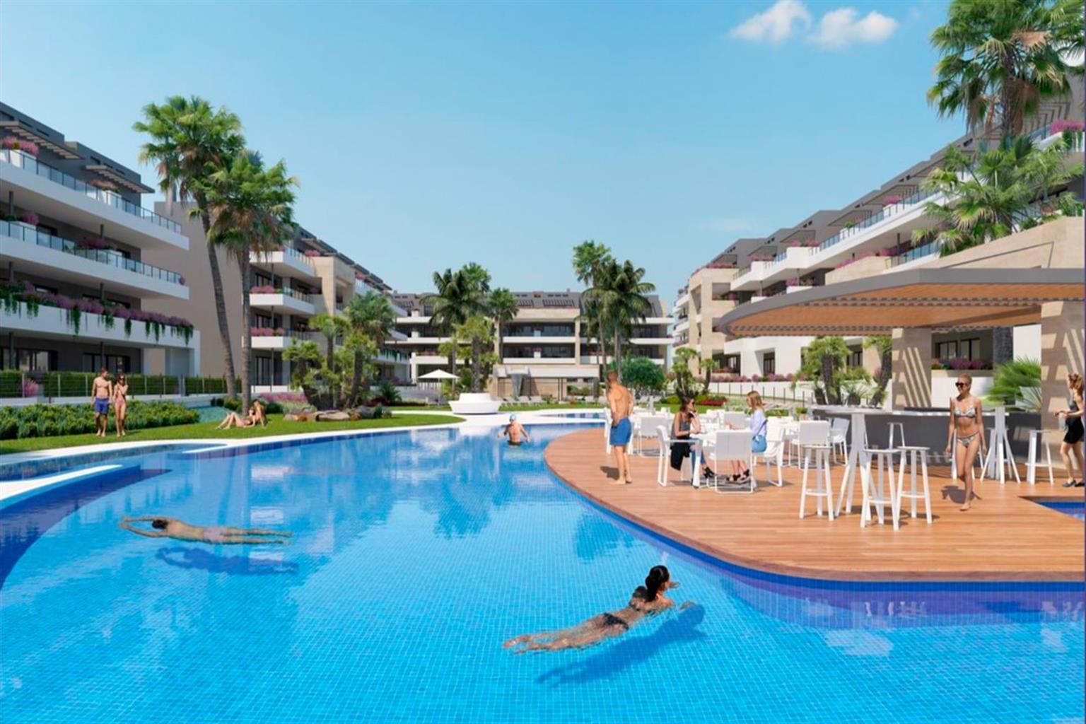 Appartement - Orihuela Costa - #4228409-23