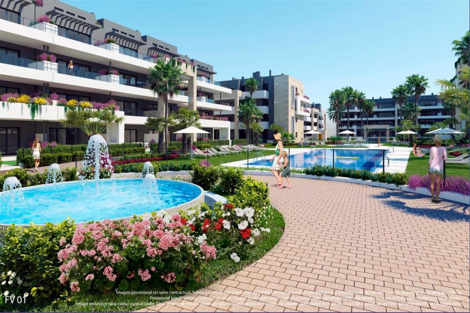 Appartement - Orihuela Costa - #4228409-26