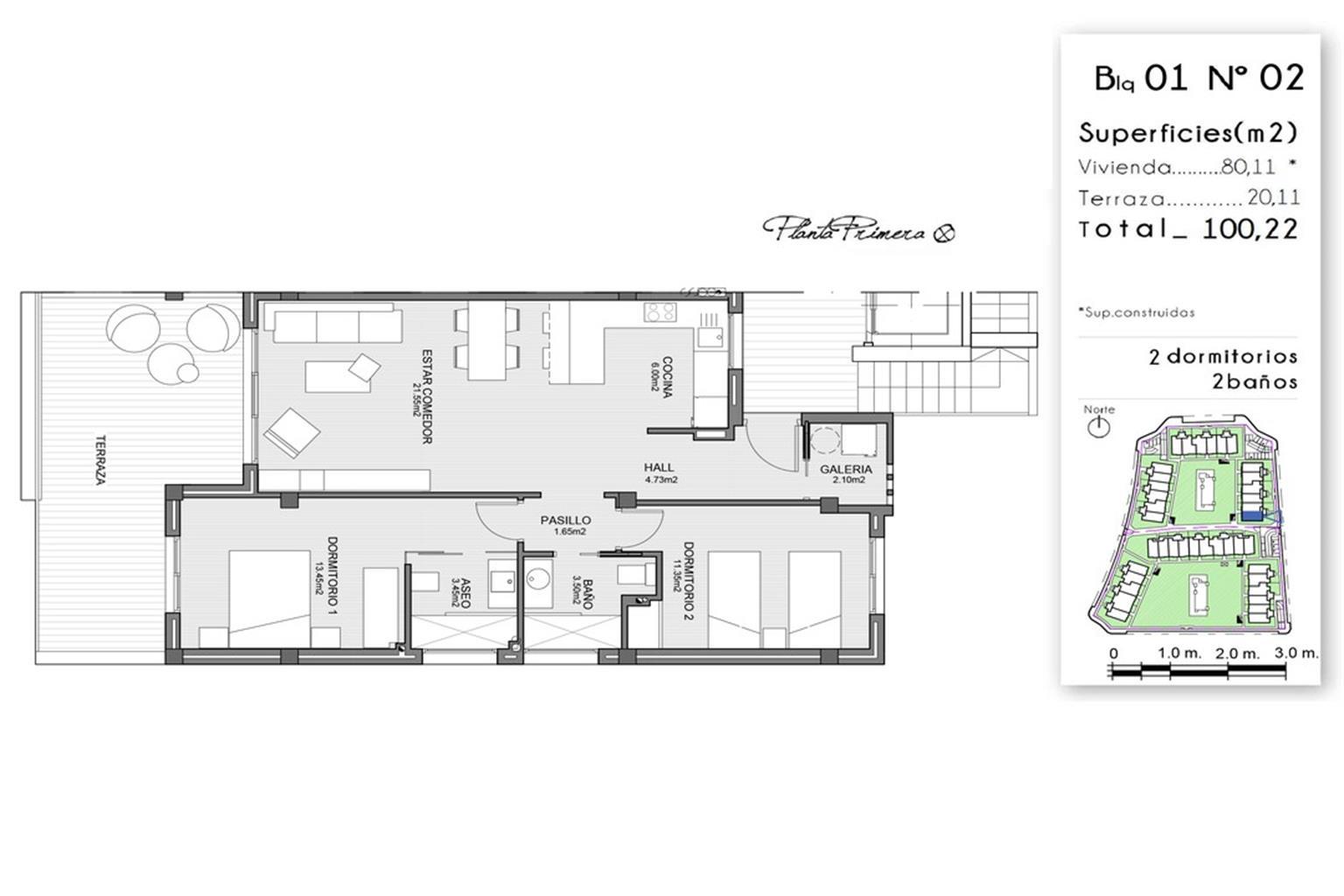 Appartement - El Raso  - #4230271-48