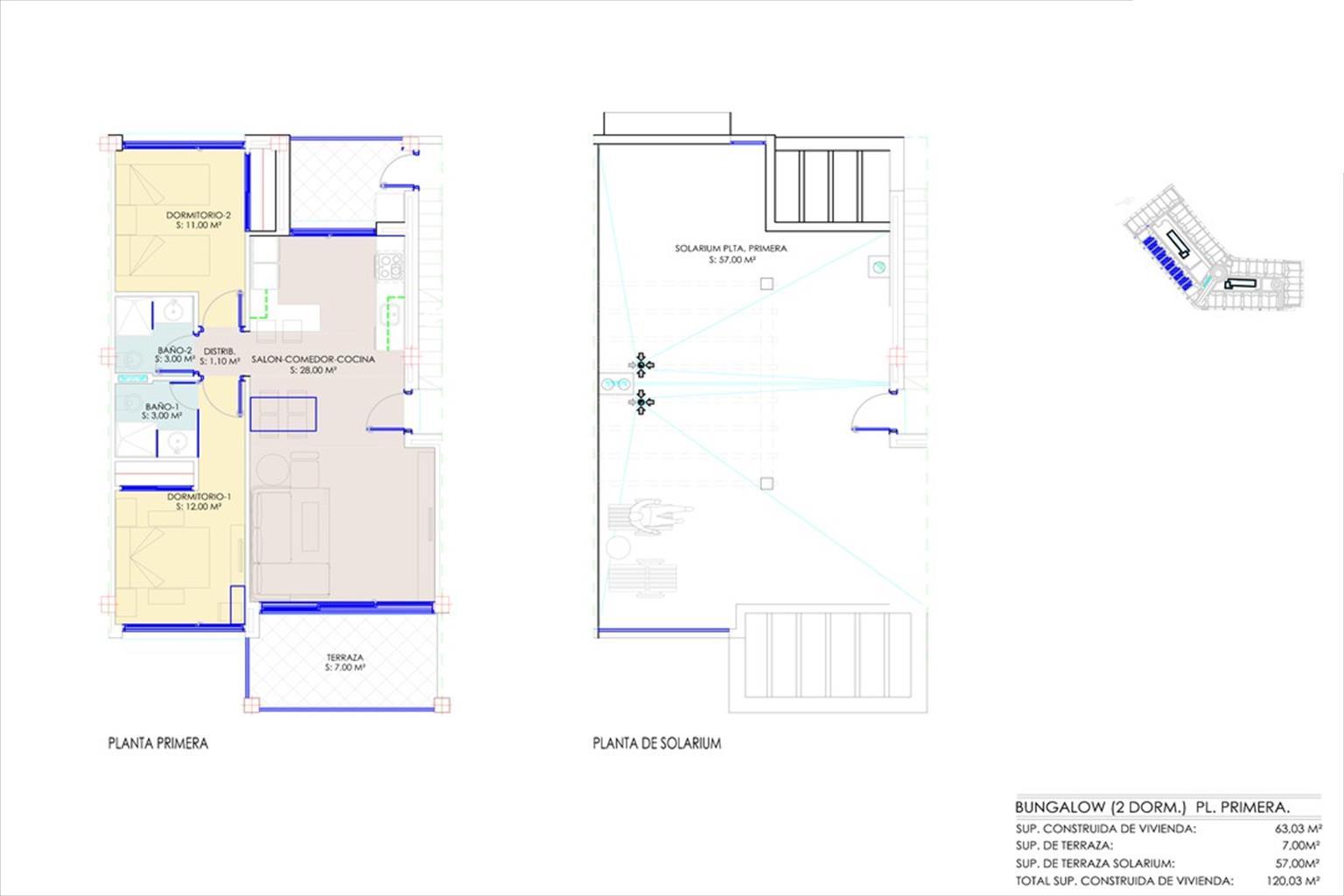 Appartement - Los Balcones - #4231499-23