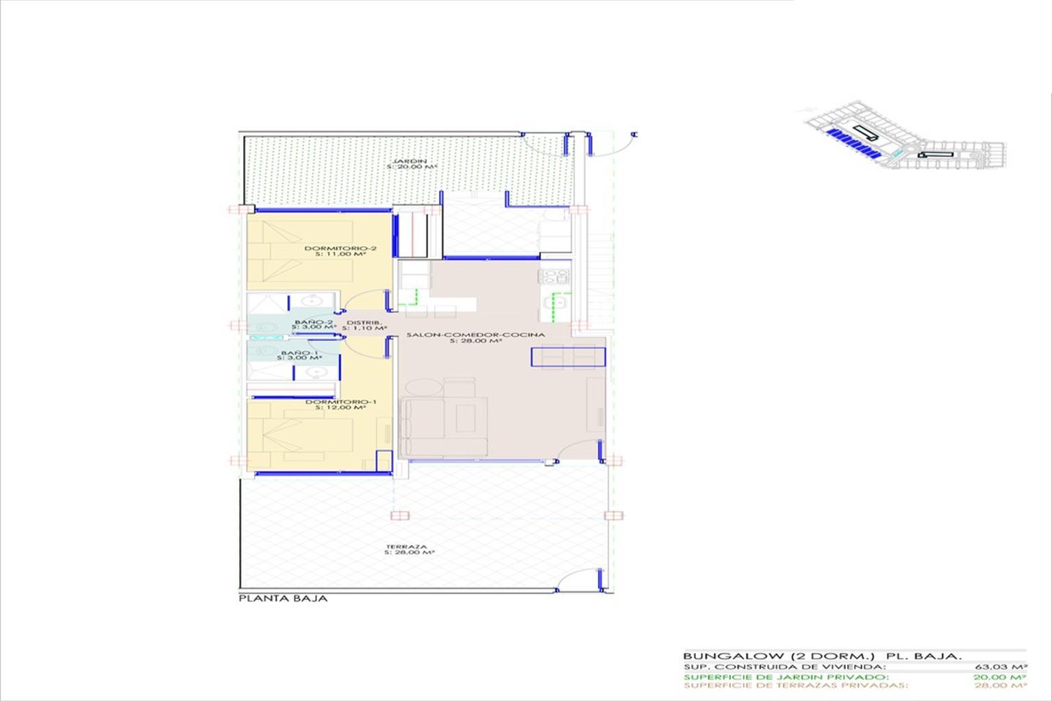 Appartement - Los Balcones - #4231499-24