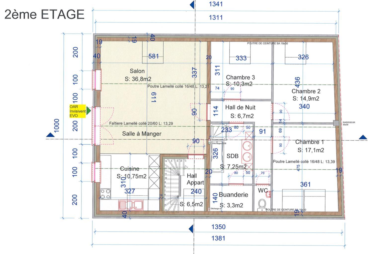 Appartement - La Louvière Haine-Saint-Pierre - #4360012-13