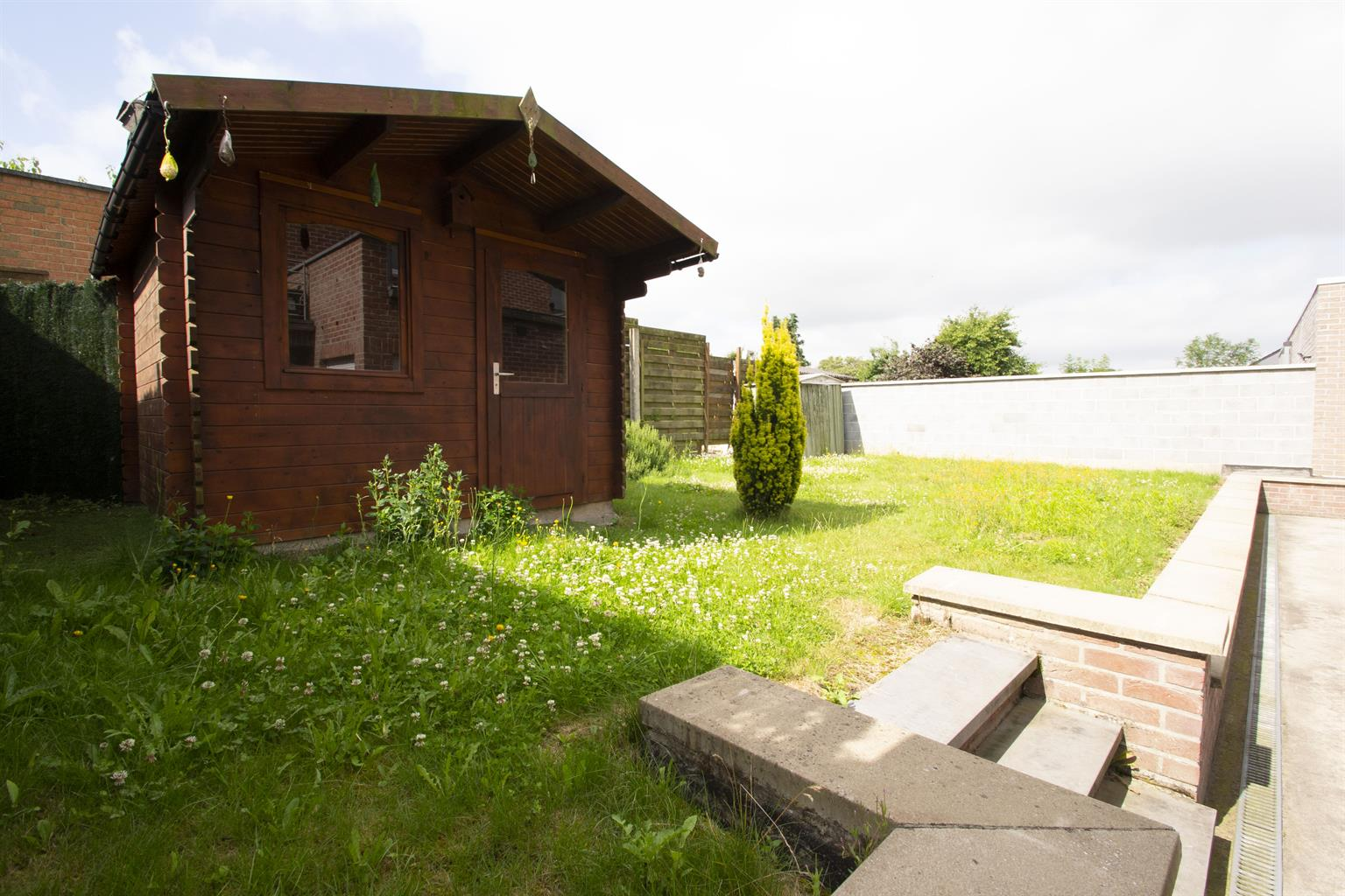 Rez-de-ch. avec jardin - Anderlues - #4418002-6