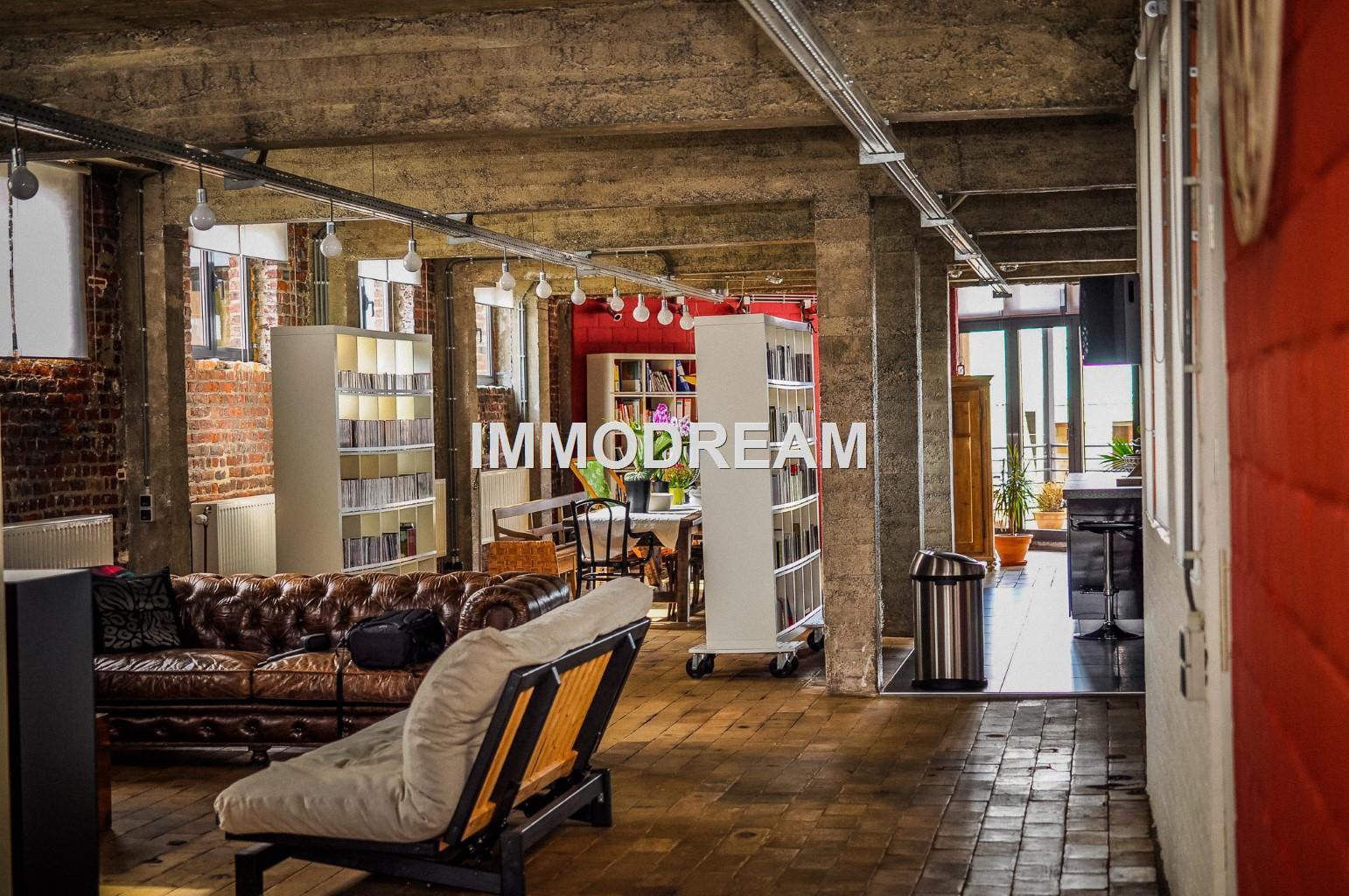 Loft - Molenbeek-Saint-Jean - #3878015-3