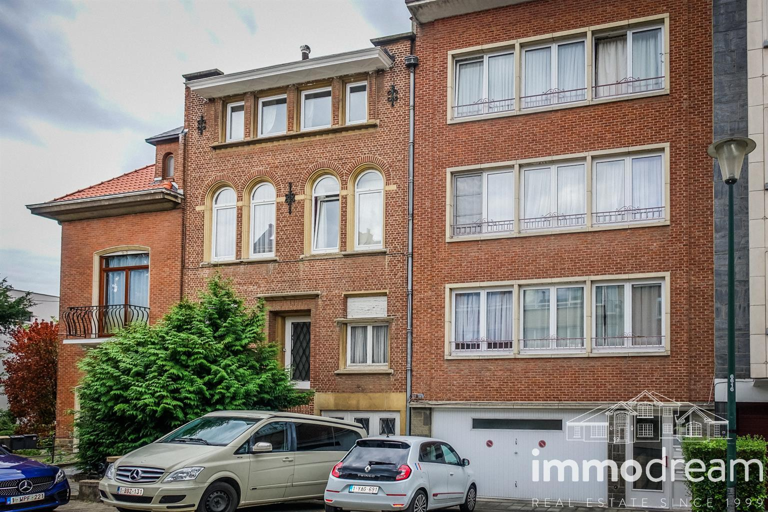 Immeuble à appartements - Uccle - #4141169-0