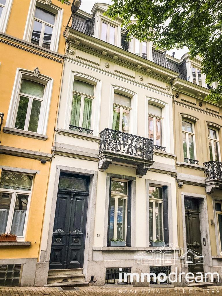 Charmant huis - Etterbeek - #4516641-23