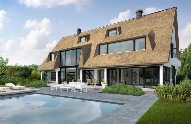 Volledig vernieuwde villa in een rustige, residentiële wijk kortbij het Koningsbos.