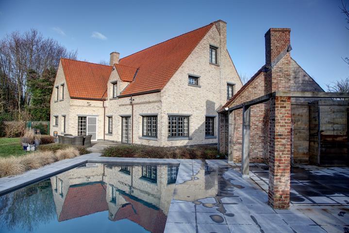 Villa - Hortensialaan, Knokke