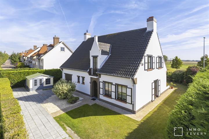 Villa - Vardenaarspolder, Duinbergen