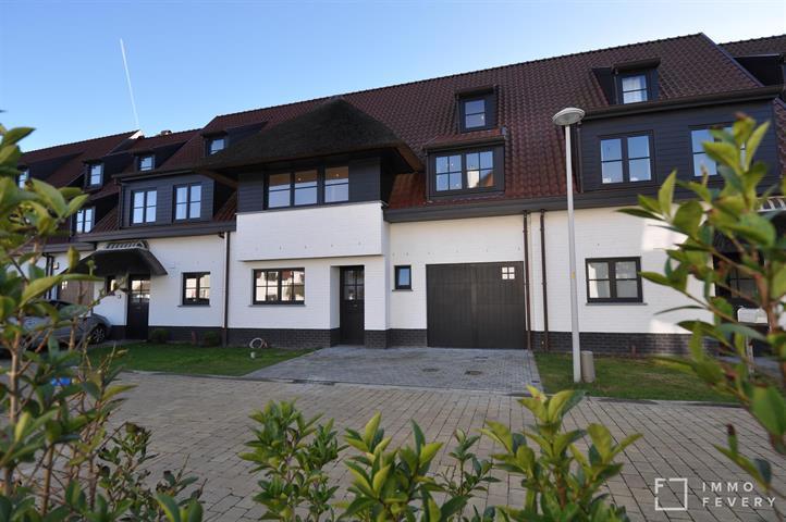 Nieuwbouwwoning gelegen in exclusief woonproject aan de polders van Westkapelle.