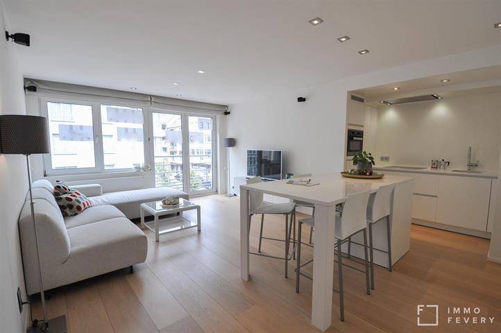 Modern appartement met 1 slaapkamer, dichtbij strand en centrum Knokke!