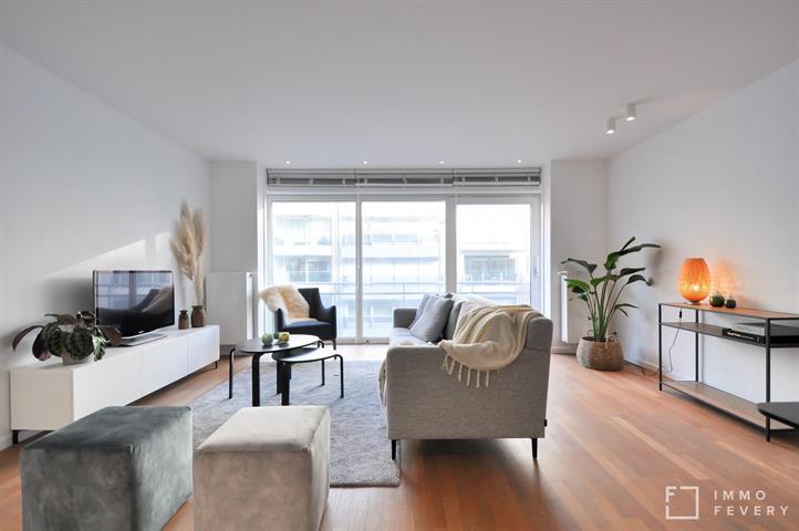 Mooi gerenoveerd appartement op slechts enkele passen van de zeedijk en het Rubensplein!