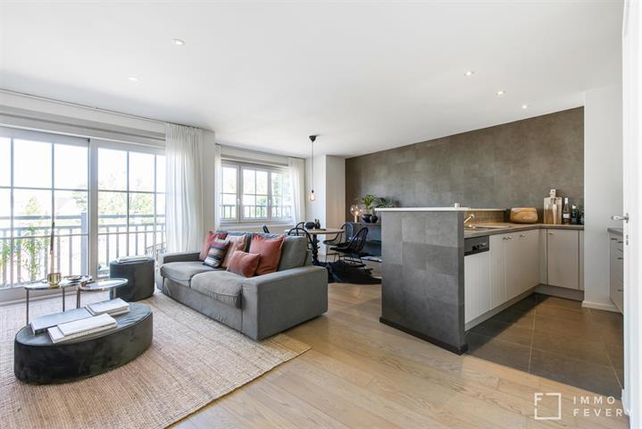 Stijlvol appartement met open zicht, kortbij het centrum van Knokke!