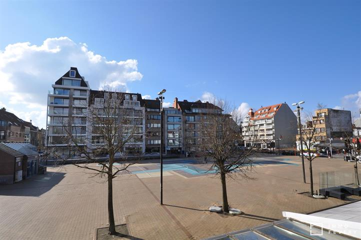 Appartement meublé avec vue dégagée sur l'Alfred Verweeplein