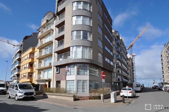 Gemeubeld appartement met unieke indeling, Albertstrand!