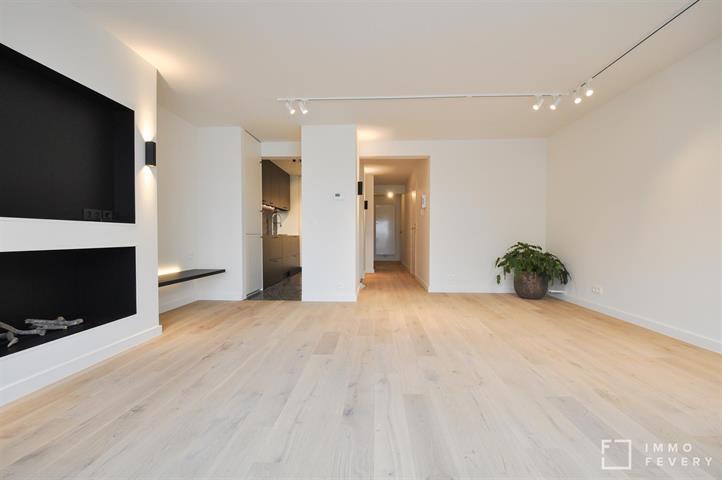 Fantastisch gerenoveerd appartement op een zeer centrale ligging te Knokke.