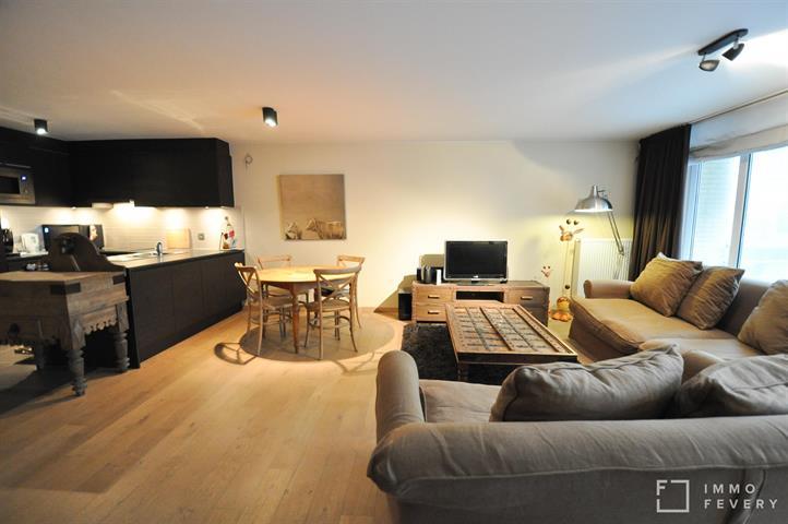 Ruim appartement in een recent gebouw op slechts enkele passen van het Rubensplein!