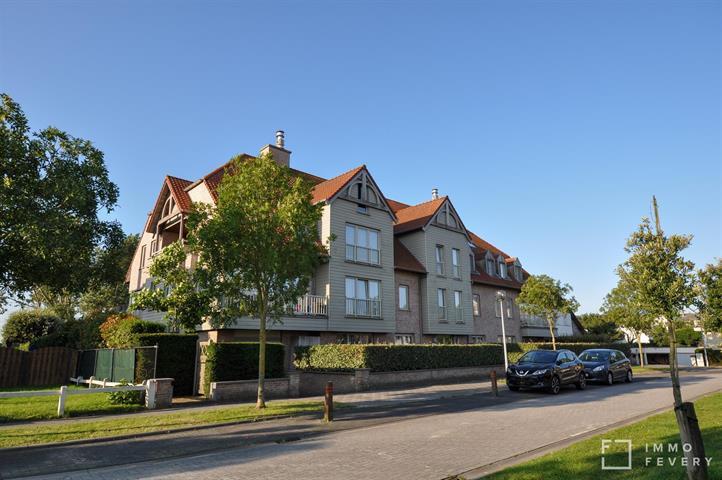 Ruim appartement met fantastisch terras, in de Strandwijk van Zeebrugge!