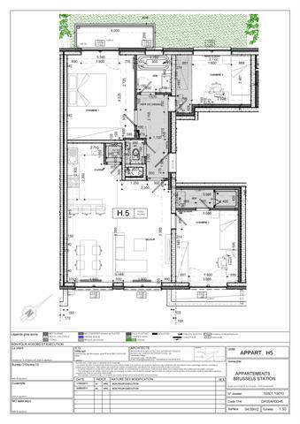 Flat - Anderlecht - #4183301-17