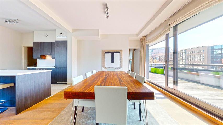 Uitzonderlijk appartement - Bruxelles - #4341379-1