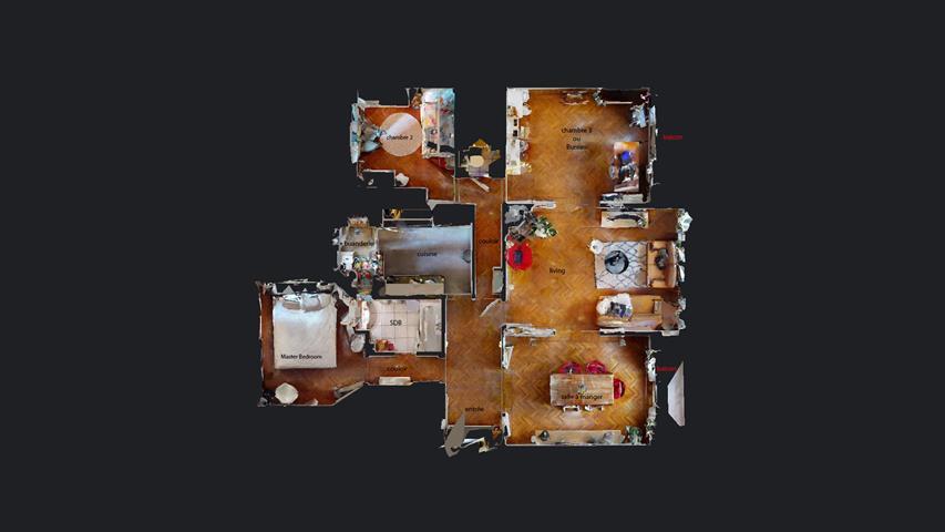 Appartement - Bruxelles - #4349564-12