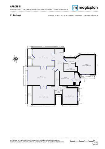 Appartement - Bruxelles - #4349564-13