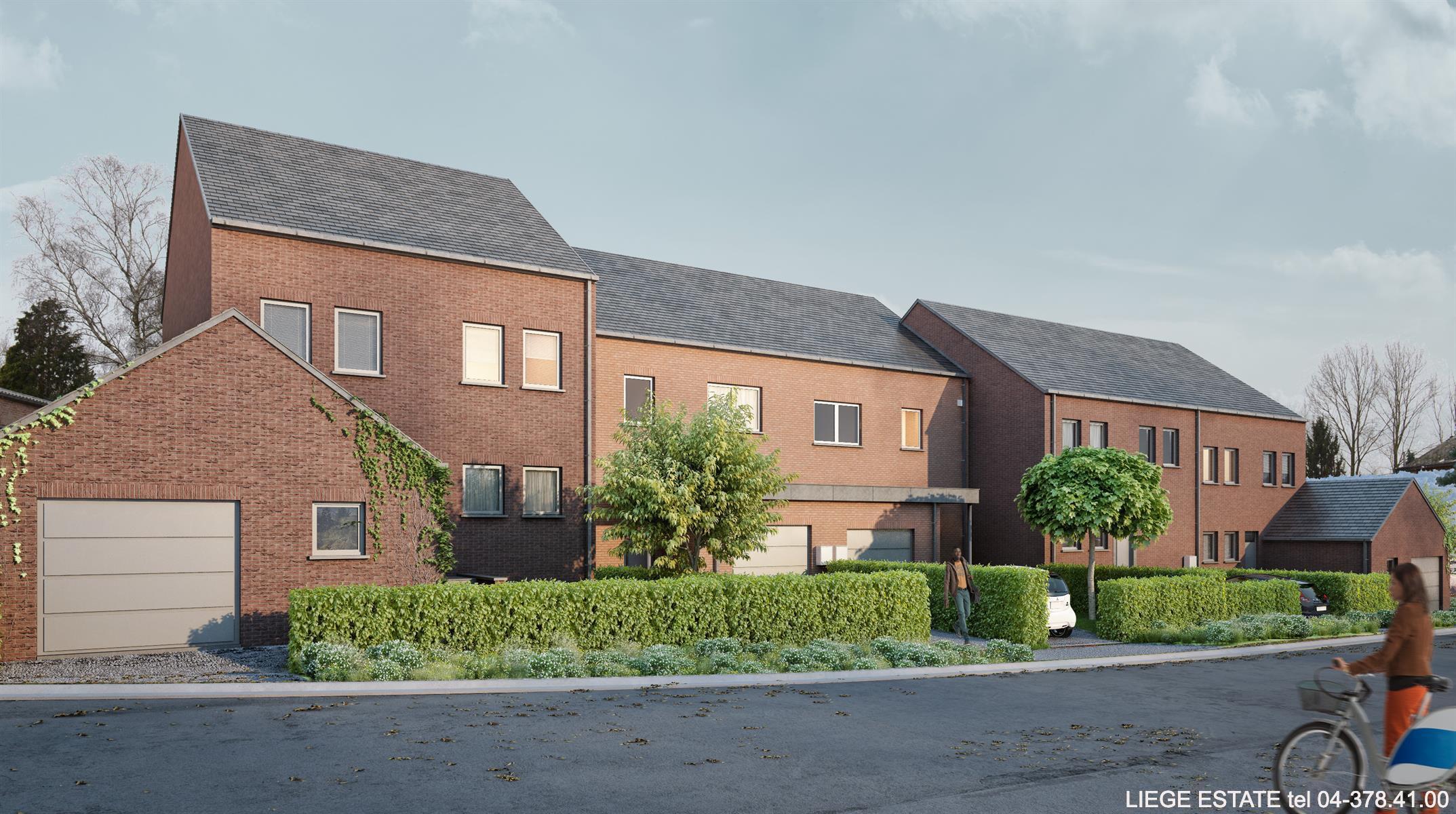 Berloz 9 nouvelles constructions - Berloz Rosoux-Crenwick - #3876224-28