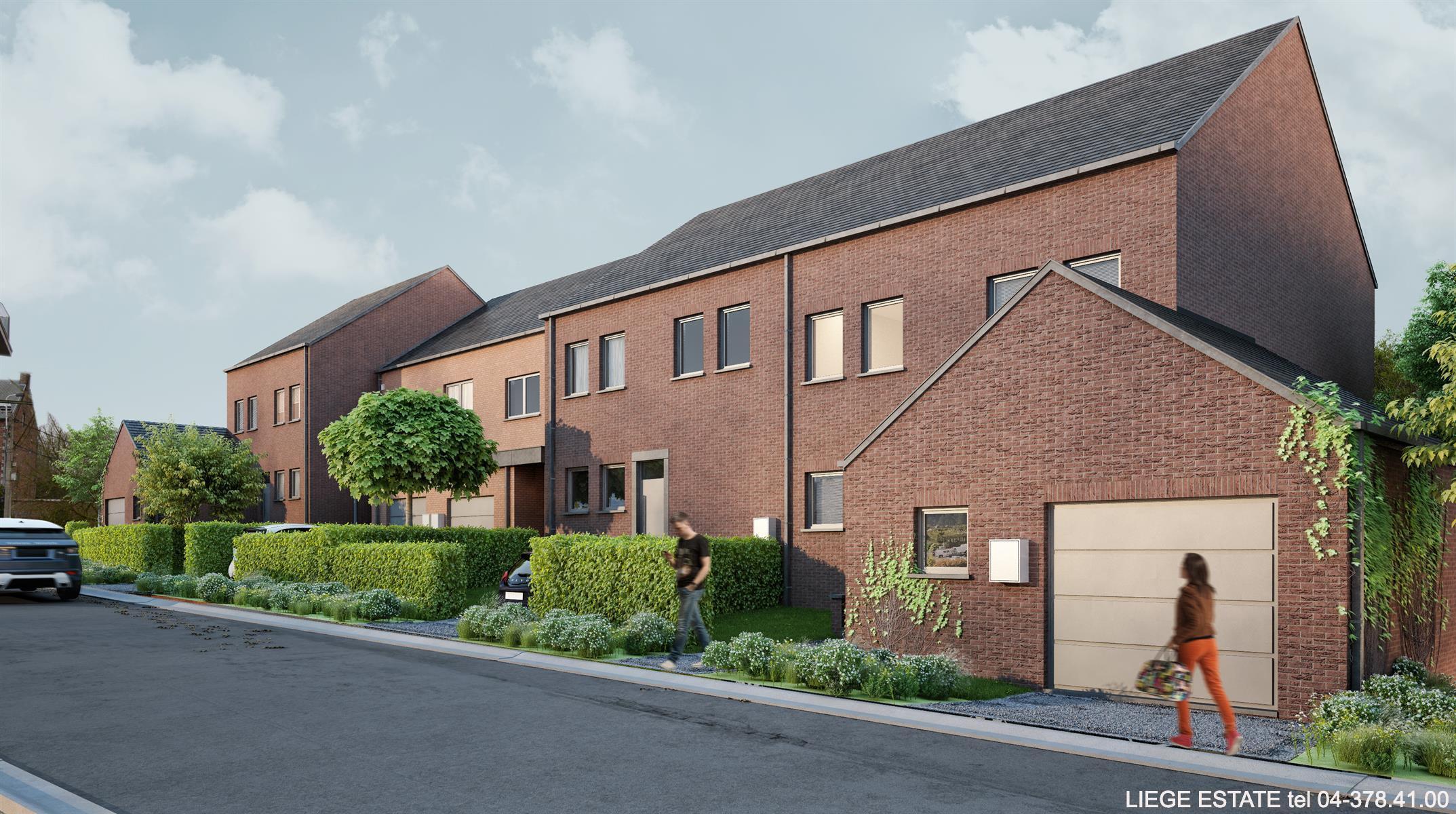 Berloz 9 nouvelles constructions - Berloz Rosoux-Crenwick - #3876224-30