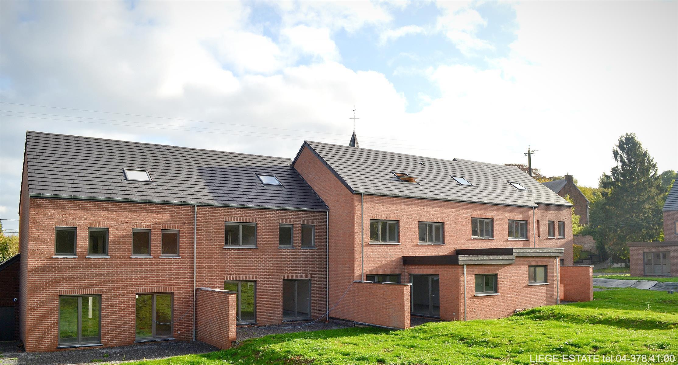 Berloz 9 nouvelles constructions - Berloz Rosoux-Crenwick - #3876224-42