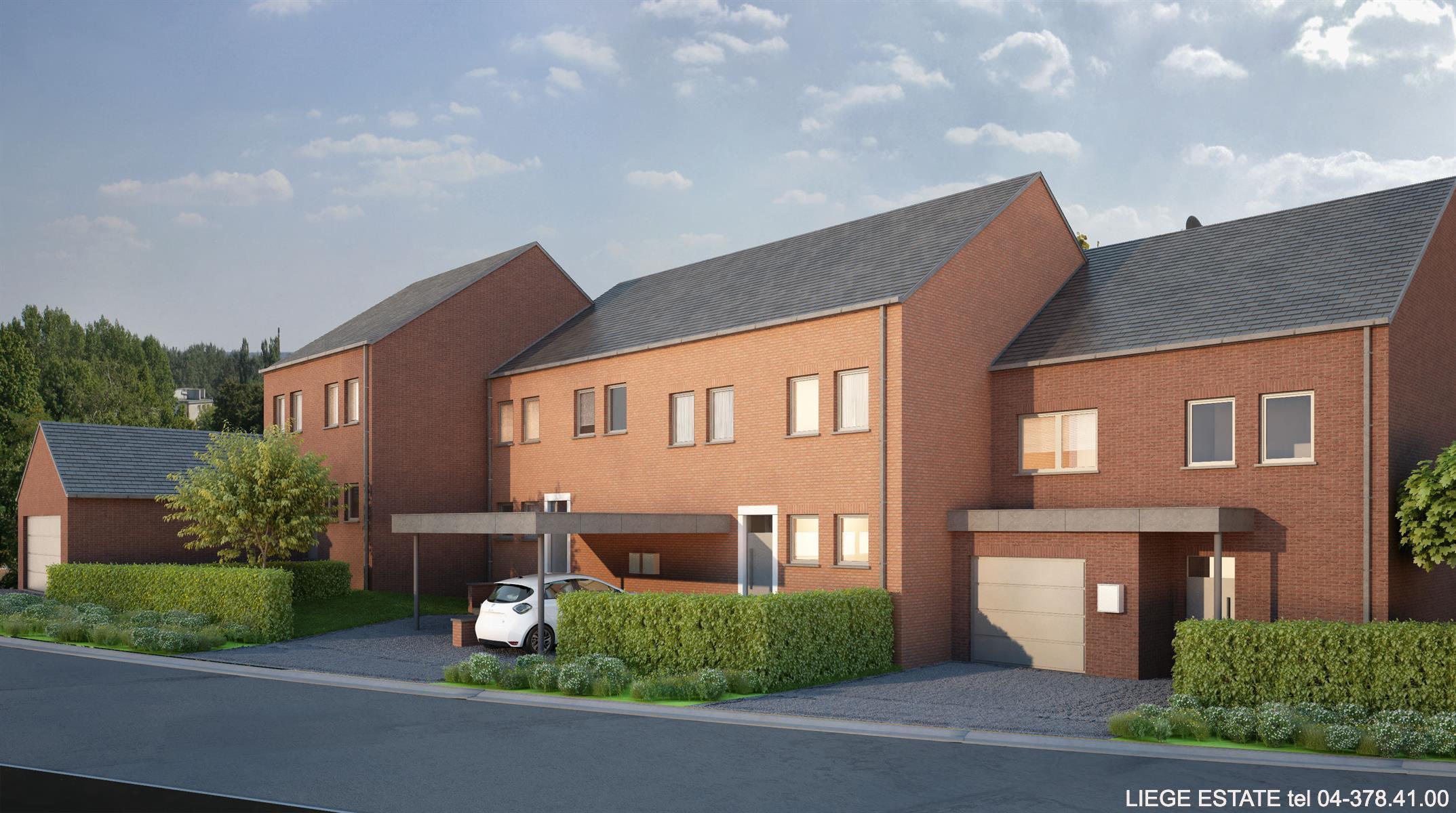 Berloz 9 nouvelles constructions - Berloz Rosoux-Crenwick - #3876224-32