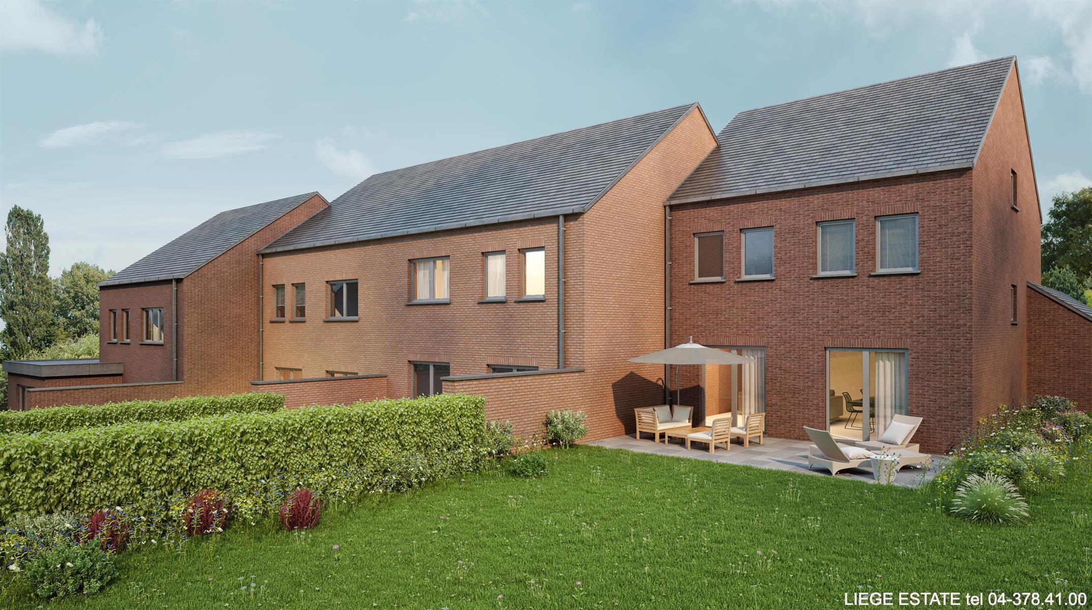 Berloz 9 nouvelles constructions - Berloz Rosoux-Crenwick - #3876224-27