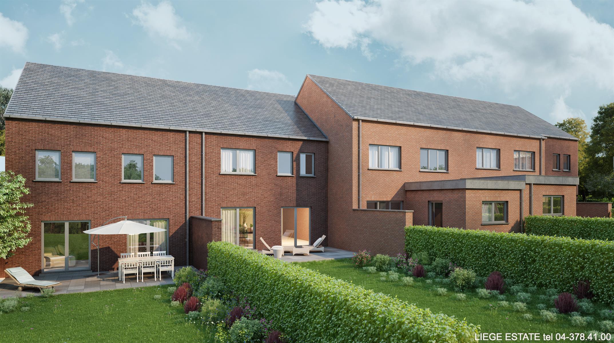 Berloz 9 nouvelles constructions - Berloz Rosoux-Crenwick - #3876224-35