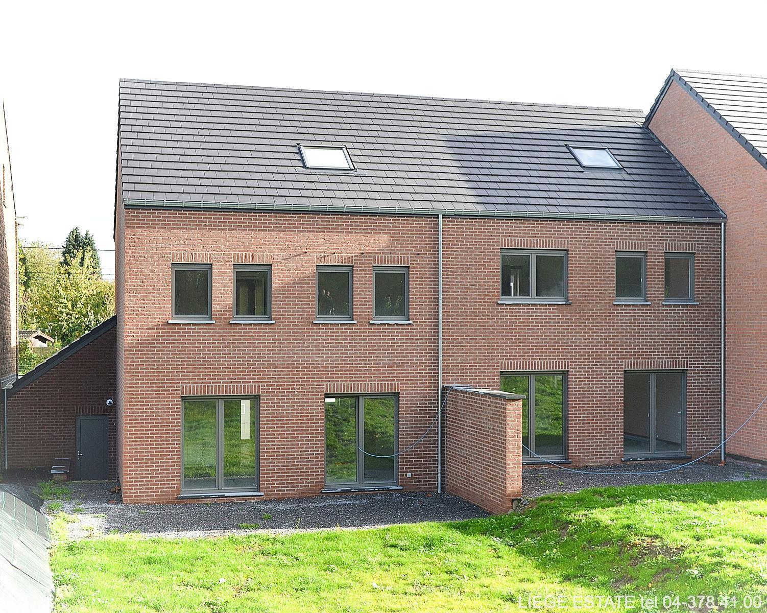 Berloz 9 nouvelles constructions - Berloz Rosoux-Crenwick - #3876224-43