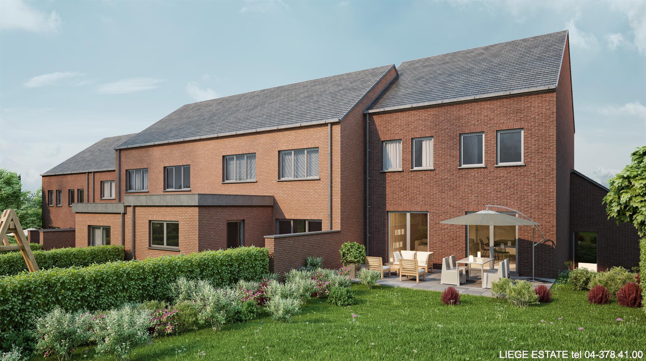 Berloz 9 nouvelles constructions - Berloz Rosoux-Crenwick - #3876224-29