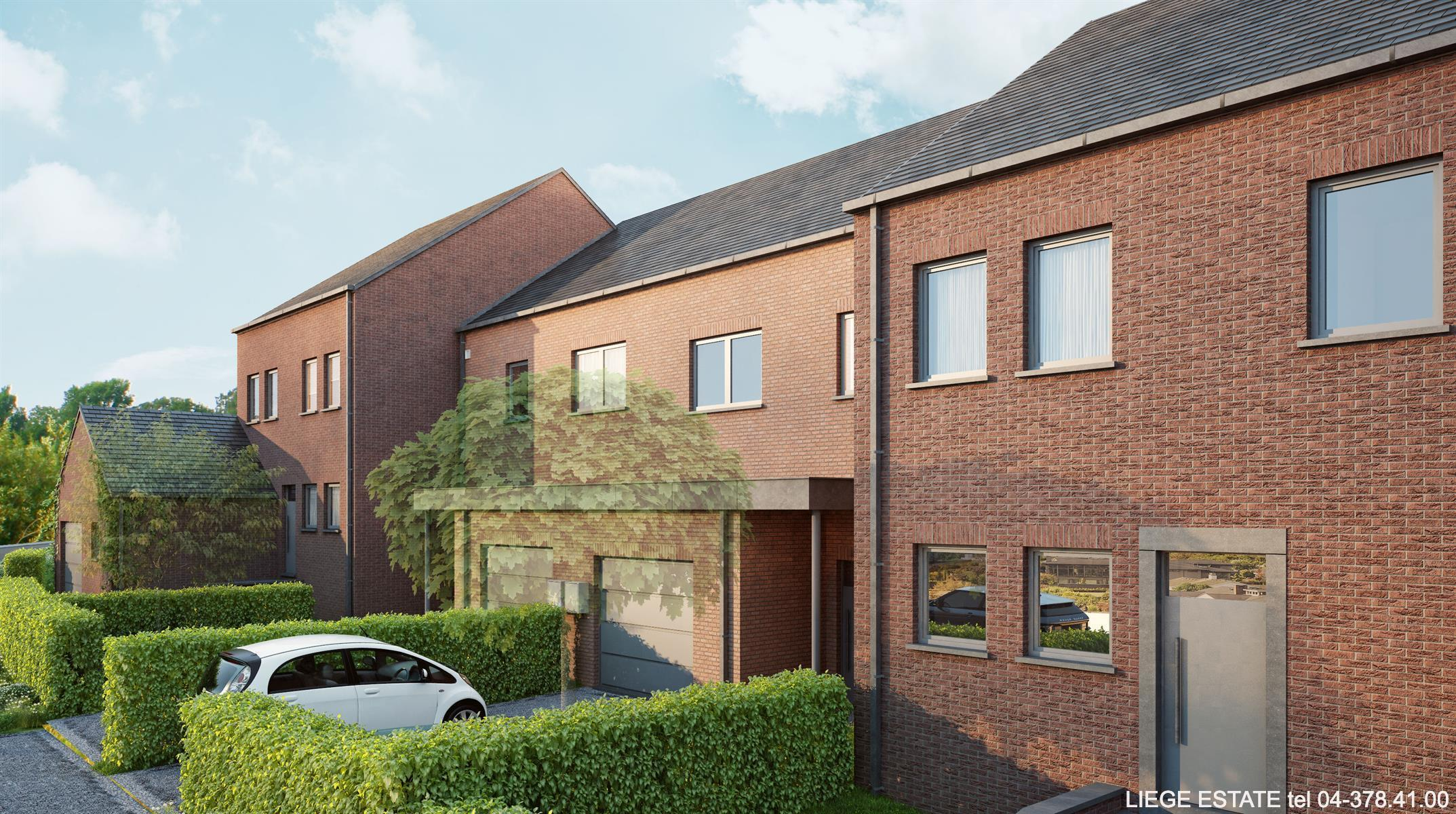 Berloz 9 nouvelles constructions - Berloz Rosoux-Crenwick - #3876224-34