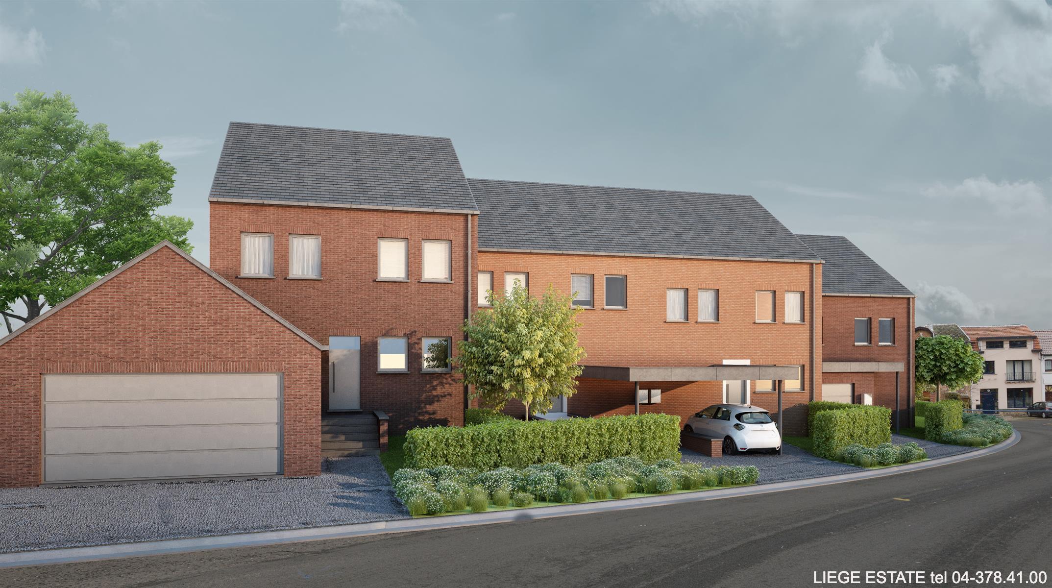 Berloz 9 nouvelles constructions - Berloz Rosoux-Crenwick - #3876224-24
