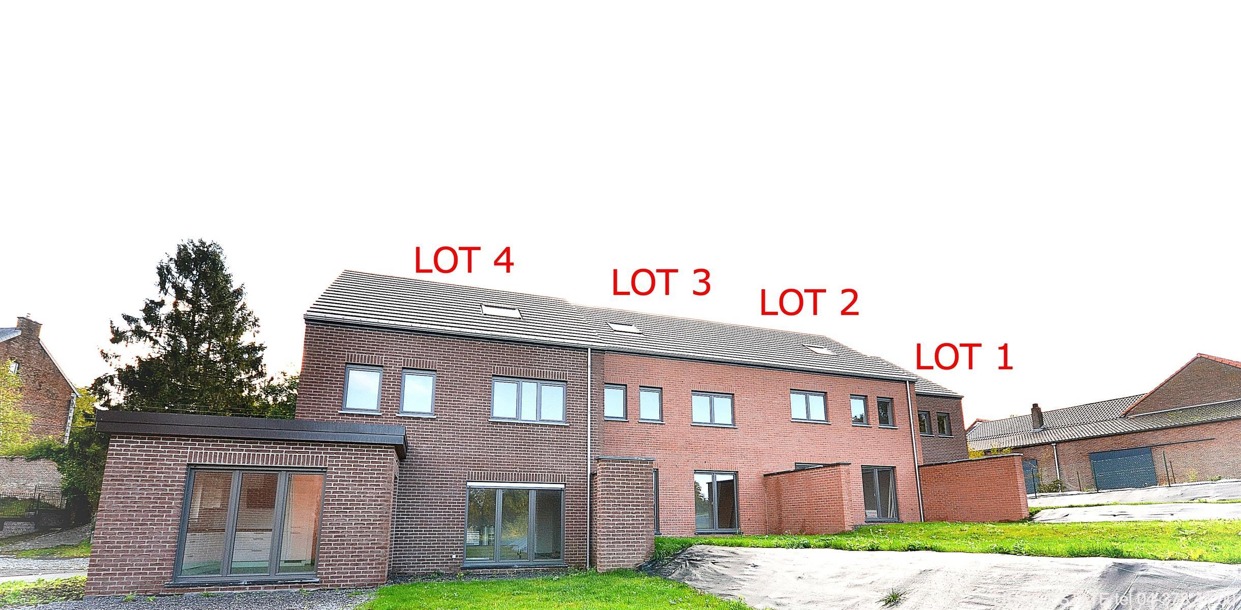 Berloz 9 nouvelles constructions - Berloz Rosoux-Crenwick - #3876224-26