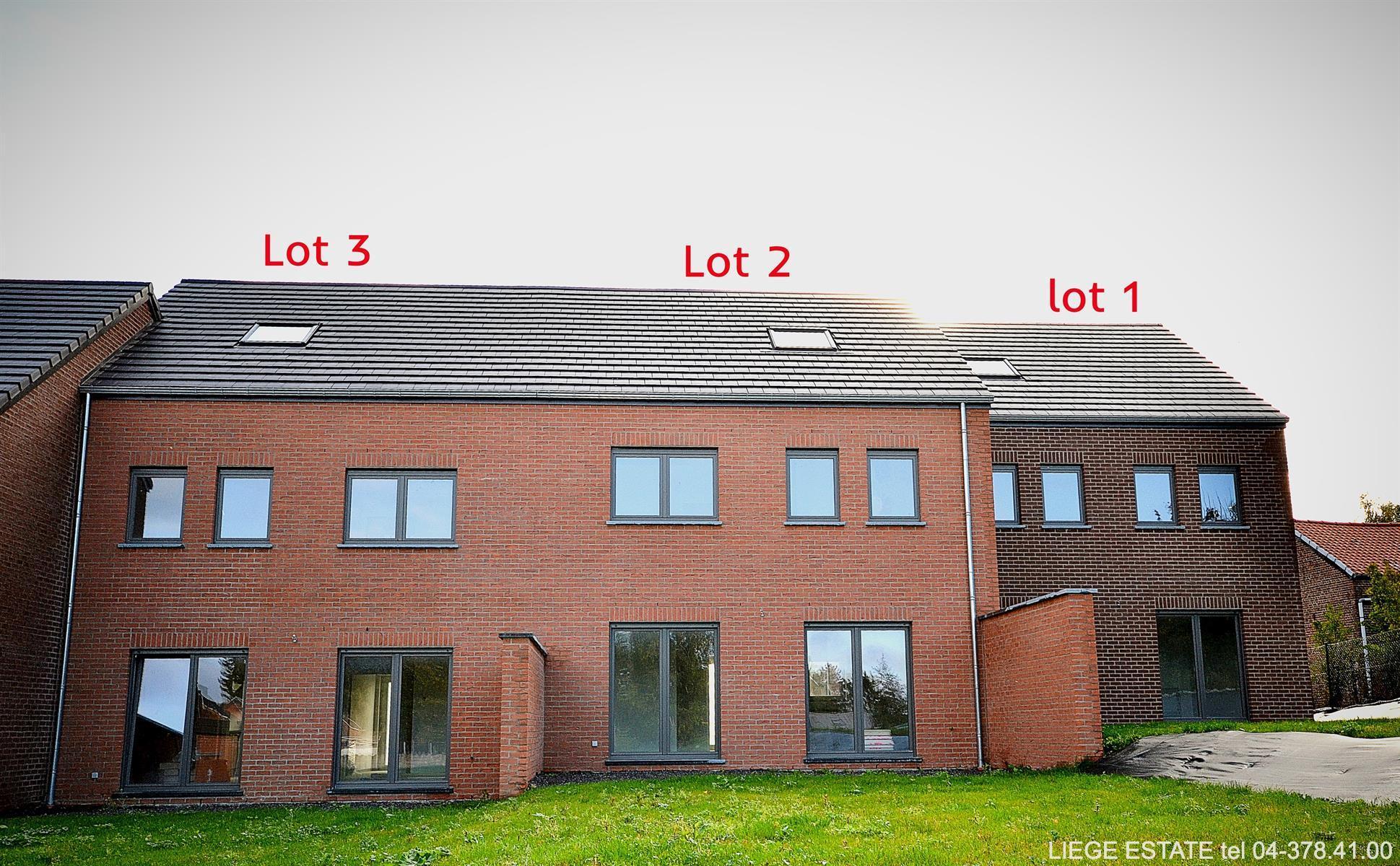 Berloz 9 nouvelles constructions - Berloz Rosoux-Crenwick - #3876224-41