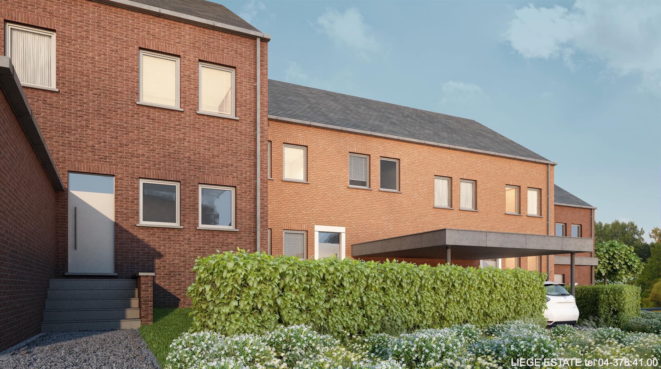 Berloz 9 nouvelles constructions - Berloz Rosoux-Crenwick - #3876224-33